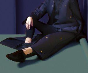 Fahima Inspiration Neoprene Abaya