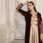 Diya Velvet Dress